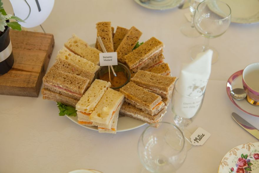 Wedding with Afternoon Tea